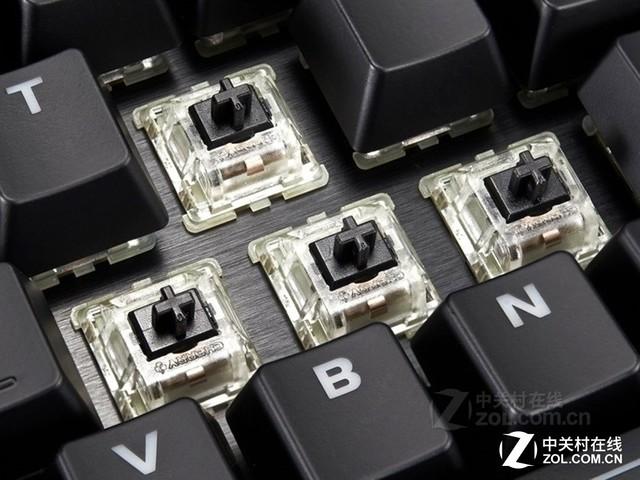 悬浮式机械键盘易清洁 轴体松动是大忌