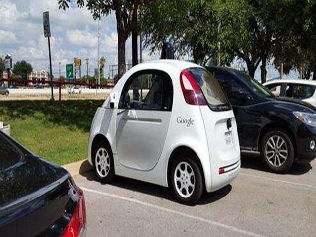 谷歌:无人车放弃自动辅助驾驶功能