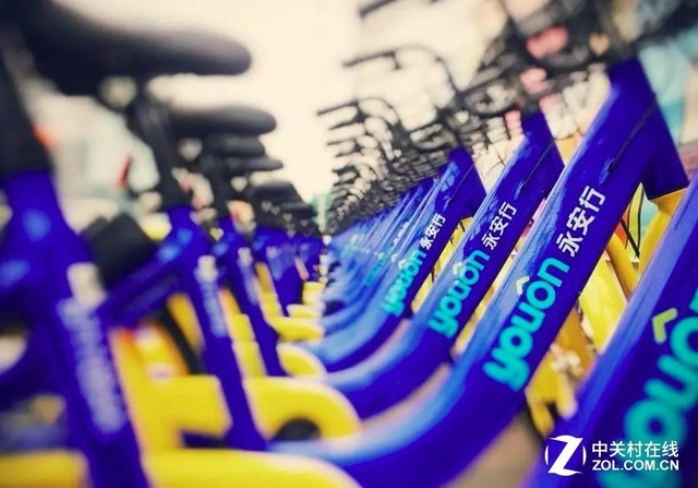 第一家共享单车明日上市 不是摩拜也非ofo