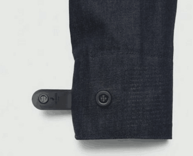 谷歌与Levi's合作:推出骑行专属智能衣