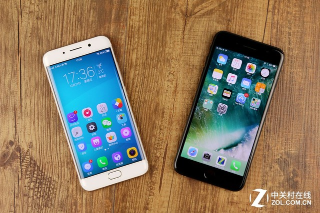 尖Phone:双摄苹果7P/vivo Xplay6对决