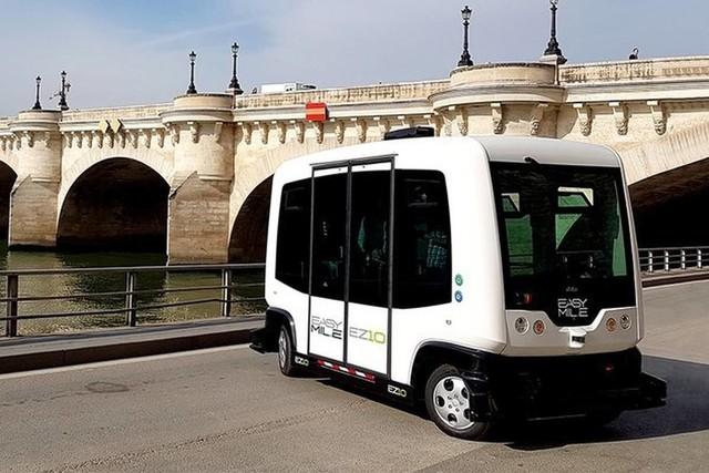 比起特斯拉 我们更需要无人驾驶公交车