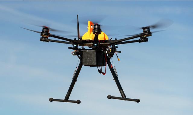 黑飞要歇了:NASA新无人机监管技术上线