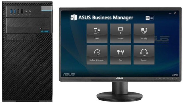 简化商务管理 华硕BM2CD电脑中小企业优选
