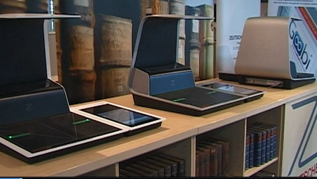 书刊档案扫描仪当互联网+遇到+档案