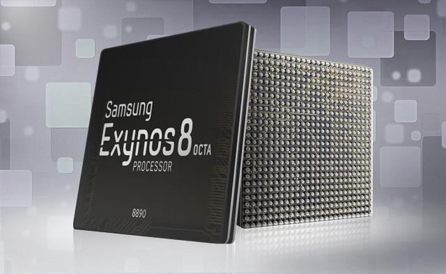 三星发布Exynos 8890处理器 14nm工艺