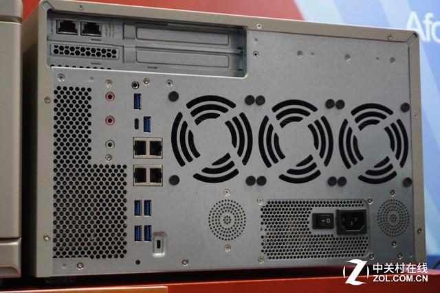 威联通亮相台北电脑展 释全方位解决方案