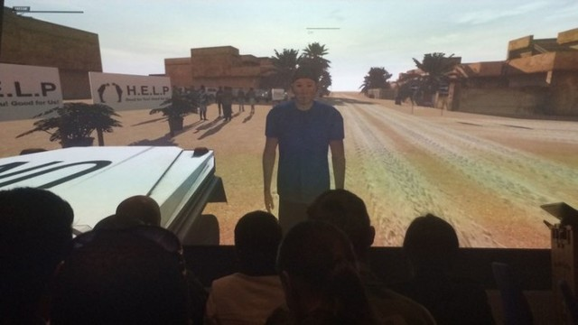 瑞典正使用VR来训练军队与居民的协作