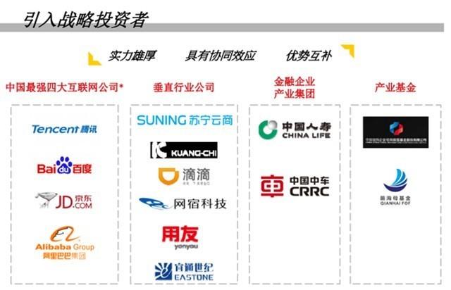 中国联通近800亿混改方案出炉 BAT入局