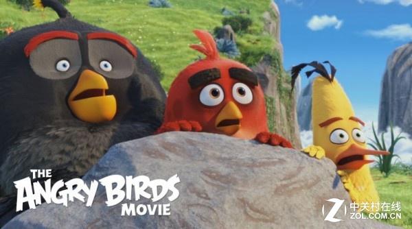 《愤怒的小鸟》两天票房破亿元 电影作品吸引粉丝回流