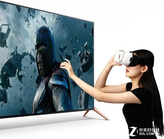 全球首款VR电视 暴风TV50寸VR电视预售