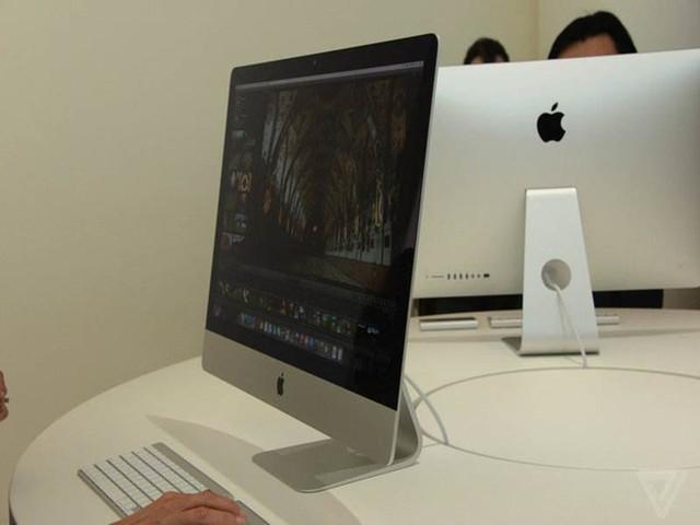 传苹果拟年底发布高端iMac:5K分辨率屏幕