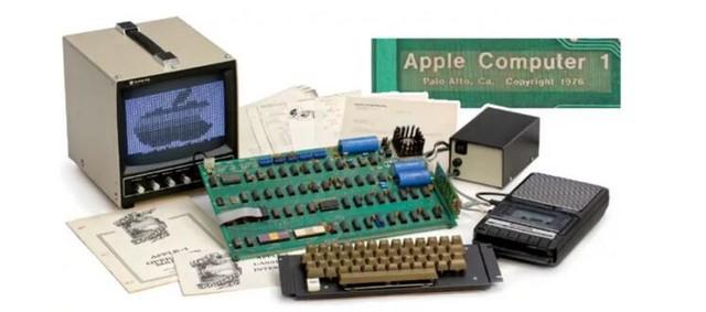 Apple I赴德拍卖 卖点是内藏乔布斯的秘密