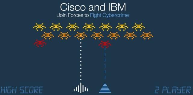 应对网络威胁增长 思科、IBM宣布结盟