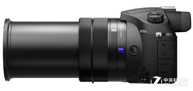 长焦端达到600mm 索尼发布RX10 III相机