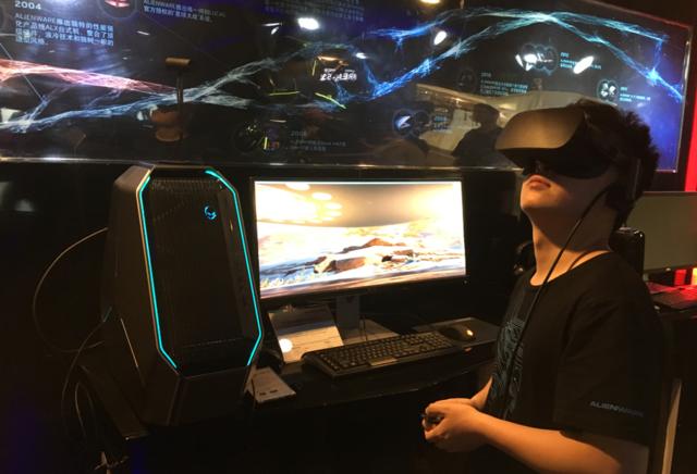 ALIENWARE带你体验异军突起的VR新时代
