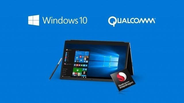 微软高通终于出手:发新骁龙835版Win10 PC