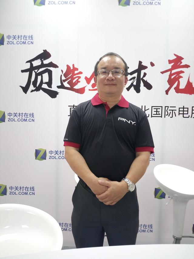 专访PNY杨德宏:即将进军大陆显卡市场