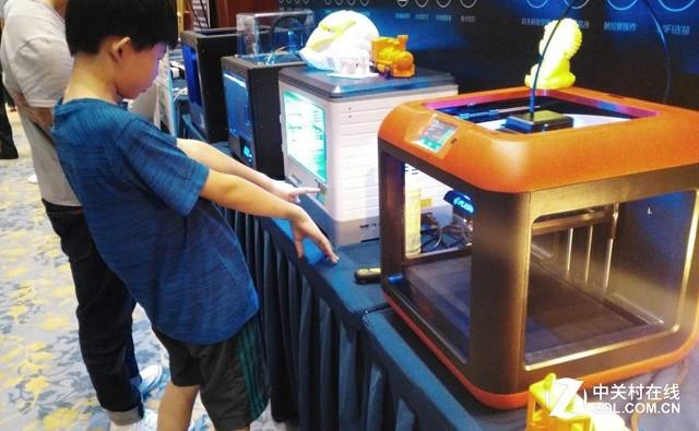西南创客空间大会 3d打印教室引领变革
