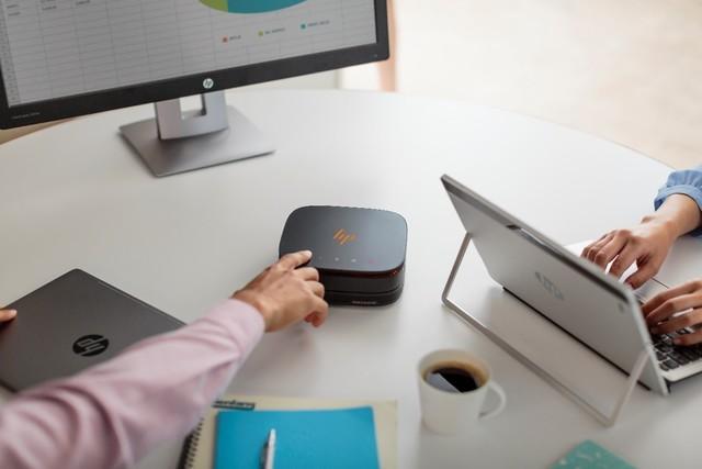 重塑办公桌面 惠普幻系列模块化电脑京东发售