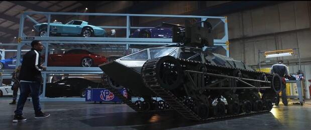 是背叛还是?《速度与激情8》最新预告片