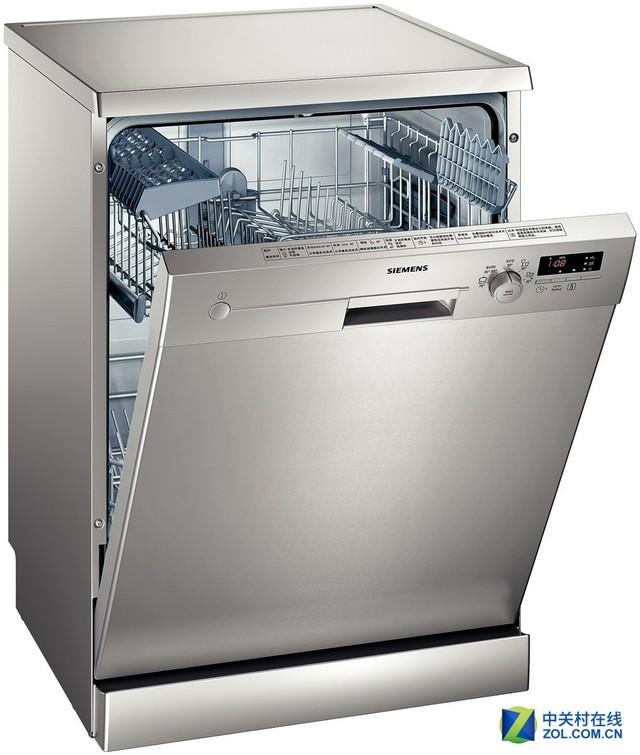 安装零改造 6款台式洗碗机让你的厨房轻松升级