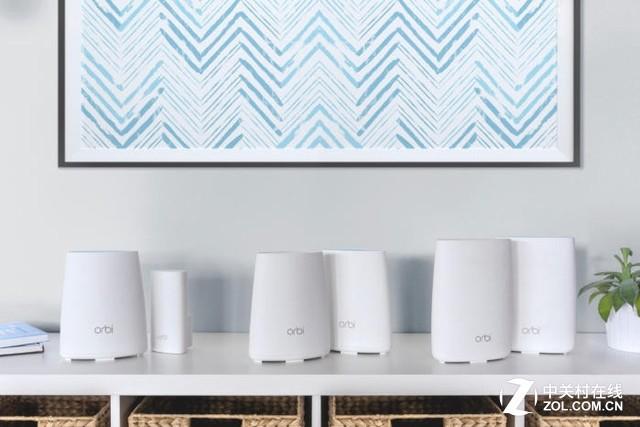 三厂商齐出新品 无线网状网络持续火热