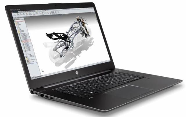 惠普推工作站笔记本ZBook Studio:4K屏