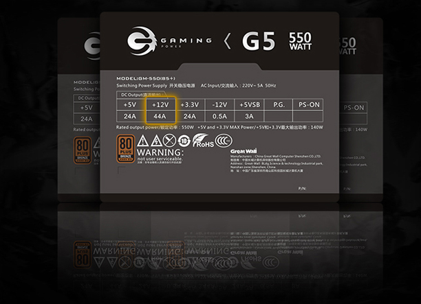 何为电竞电源,长城G5深度剖析