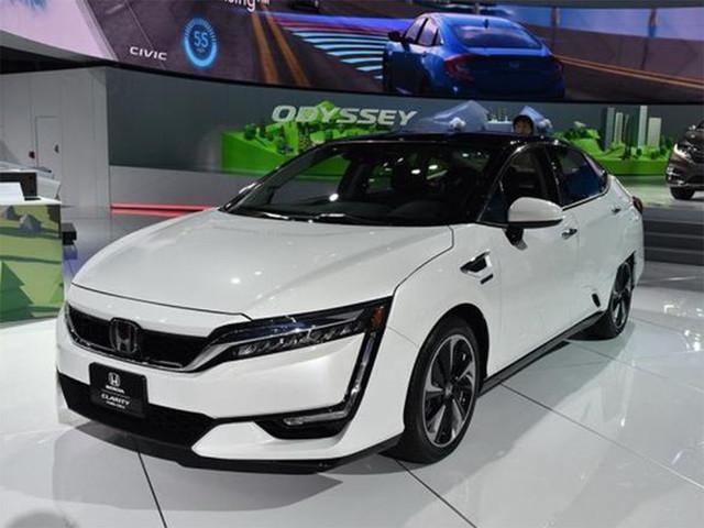 预计10月亮相 本田将推全新混合动力车
