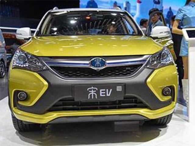 11款车进入北京纯电动汽车备案 可不限行