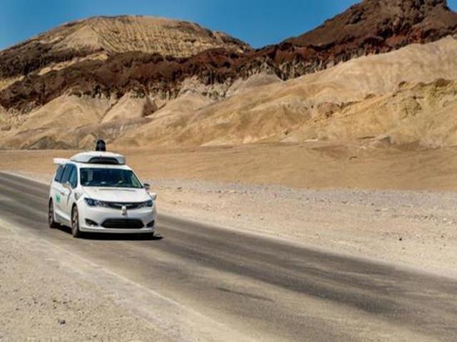 谷歌无人车路试新进展:56.6度高温正常工作