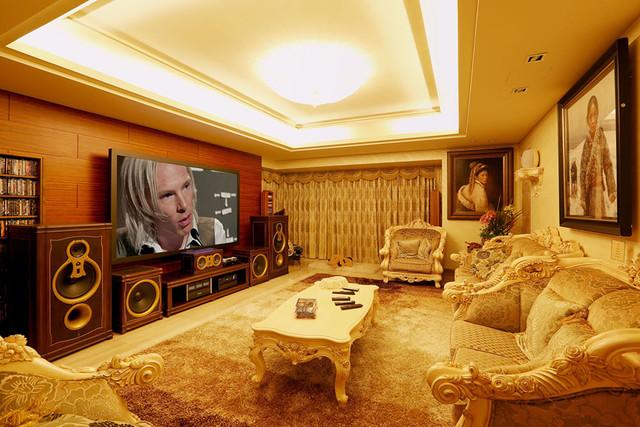 惠威科技F10HT音响 缔造7.2奢华音效