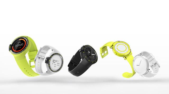 出门问问海外发Ticwatch S&E 创众筹纪录