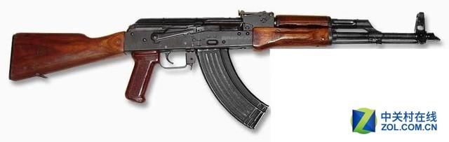 《绝地求生》中5款突击步枪原型揭秘!