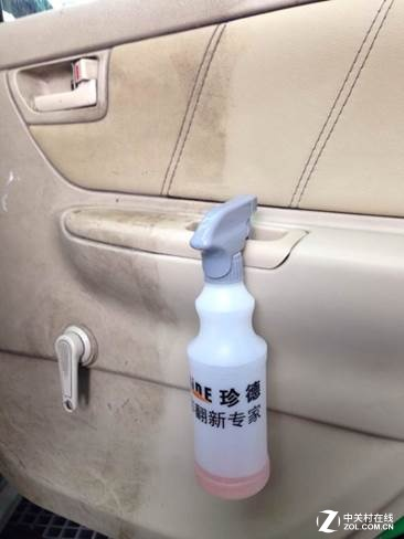 上海拓途内饰清洁剂——亮相郑州CIAAF