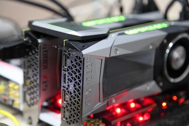 双卡表现真的渣?GTX 1080 Ti SLI测试
