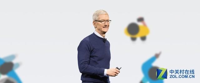 苹果出资10亿美元 进军媒体市场