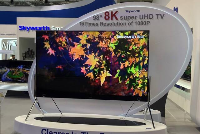 近一半电视是4K 中国为什么强推新标准