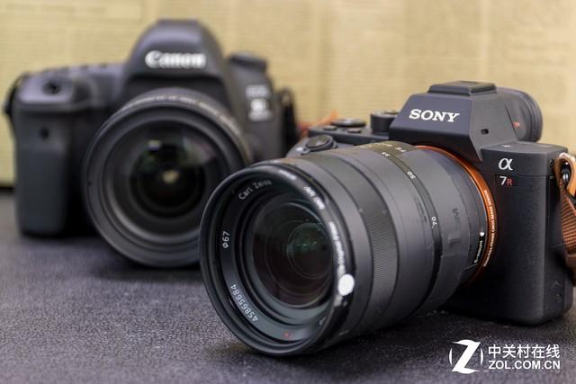 专业抓拍之选 佳能5D4 VS 索尼A7RII