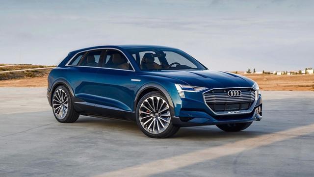 奥迪计划推2款Q系列SUV/3款e-tron电动车