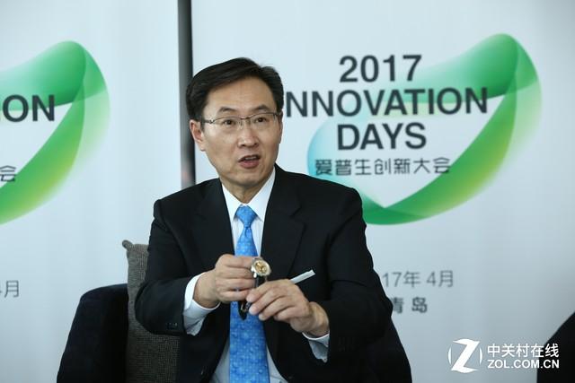 爱普生总裁:不可或缺企业的成就之道