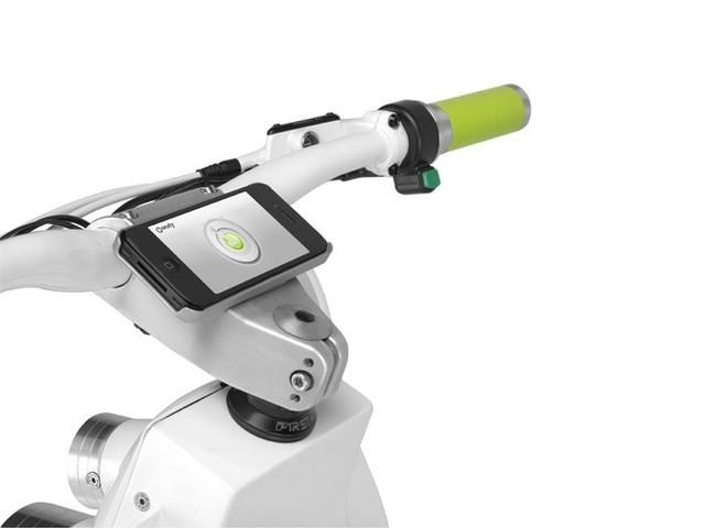 Xkuty智能电动车 太阳能充电、蓝牙头盔