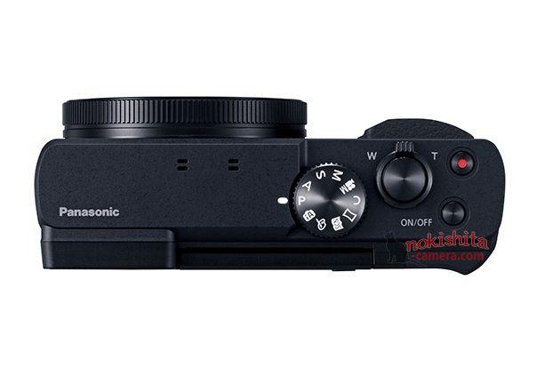 松下8-18mm镜头和TZ90相机外观参数曝光