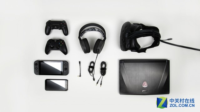 绝配 赛睿Arctis 3耳机与任天堂Switch