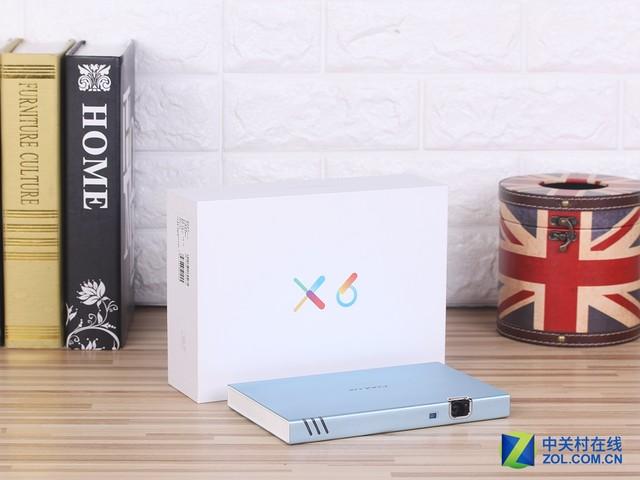 2017酷乐视X6S智能微型投影机产品评测
