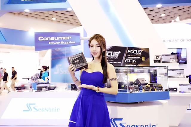 直击COMPUTEX 2017台北国际电脑展:海韵之心