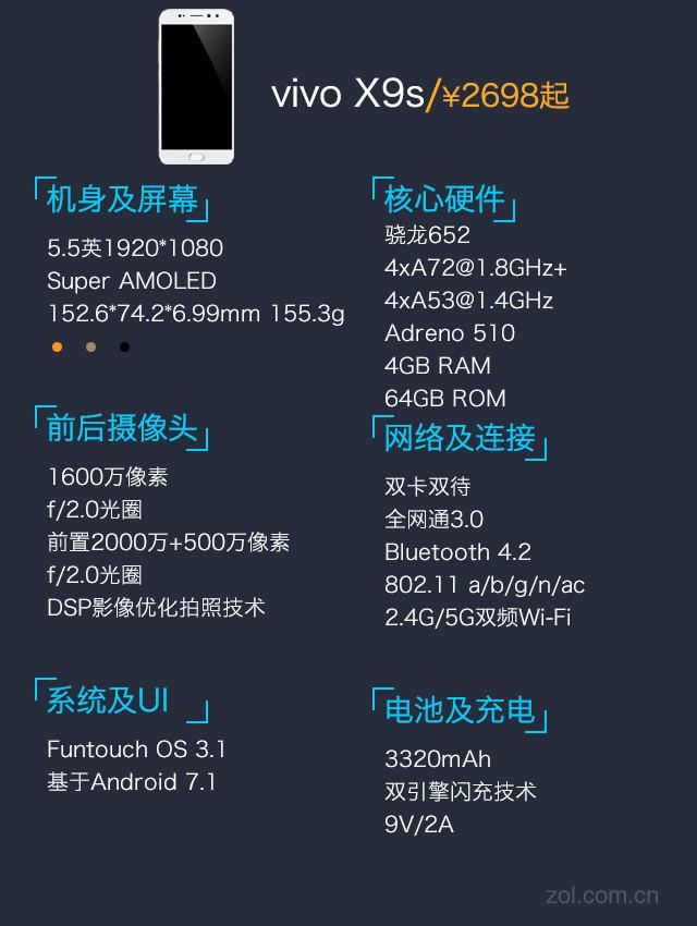 vivo X9s评测:双摄升级下的音质霸主(不发)