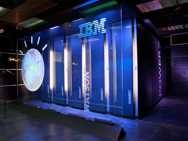 华尔街看衰IBM人工智能:回报收益难保证