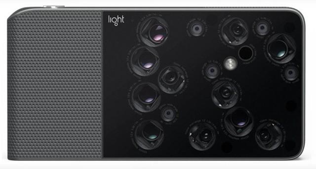 密集恐惧者慎入 16个镜头的相机发货了